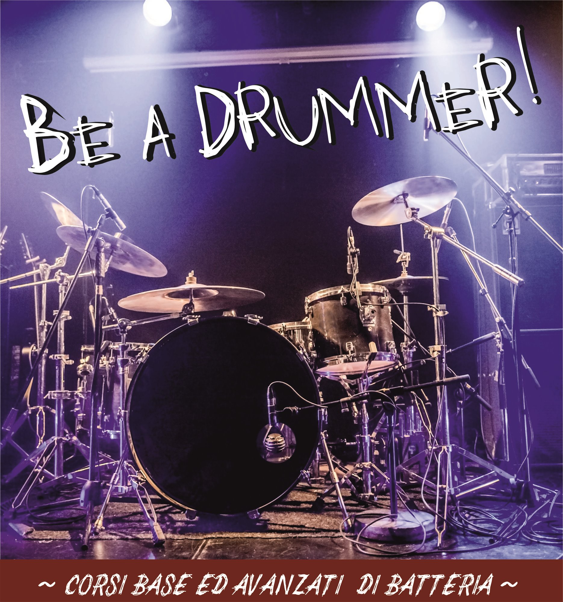 Be a Drummer!